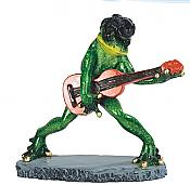 Legends: The King Frog Figurine