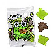 Gummy Frogs and Flies Candy Mini Pack