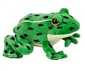 Plush Northern Leopard Frog with Sound