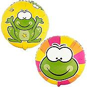 Froggie Fun Mylar Balloon