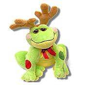 "Large ""Frabbit"" the Reindeer Frog"