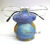 Whimsical Frog Eyeglass Holder
