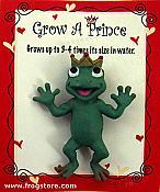 Grow a Frog Prince: Standing
