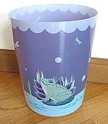Froggy's Pond Wastebasket