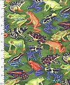 Froggy Fat Quarters: #62