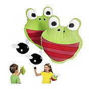 Frog Head Catch Game