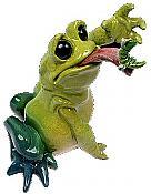 Kitty's Critters Frog: Bon Appetite