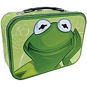 Kermit the Frog Tin Lunchbox Tote