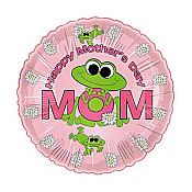 """Happy Mother's Day"" Frog Balloon"