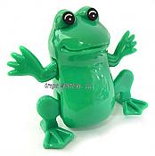 Wind-up Shuffling Frog