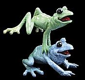Kitty's Critters Frog: Leap Frogs