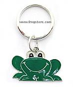 Happy Frog Keychain