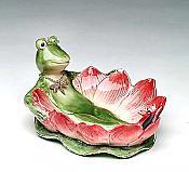 Frogalina Frog Nic Nac Dish