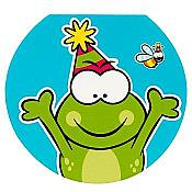 Froggie Fun Notepads, pk/8
