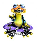 Fortune Frog: Buddha