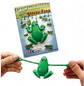 Green Sticky Frog