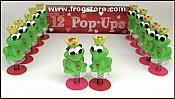 Frog Prince/Princess Pop-Up Toys (12)