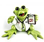 Kitty's Critters Frog: Dr. McFroggy