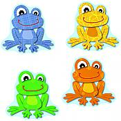 Funky Frogs Accent Cutouts (36)
