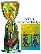 """""""Cool, Thanks!"""" Treefrog Satin Gift Bag"""
