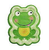 Froggy Frog Small Plates, pk/8