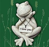 "Fountasia Frog: Felix ""I Love You"""