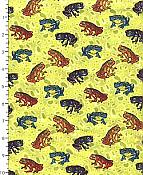Froggy Fat Quarters: #63