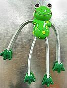 Long-Arm Fun Frog Magnet