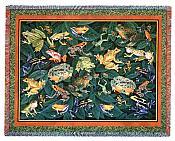 Frog Frenzy Afghan