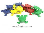 Assorted Jumping Frogs (12)