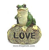 Little Garden Frog: LOVE