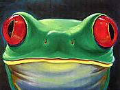 Without You I'd Croak Frog Card