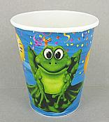 Frog Swamp Party Cups, pk/8