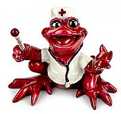 "Kitty's Critters: ""Jackie"" Nurse Frog"