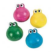 Frog-Head Bouncing Ball, pk/6