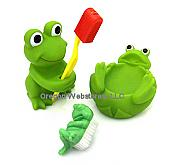 Froggy Time Bath Set