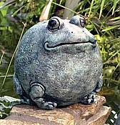 Toad Lawn Ball - Large