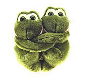 Best Friends Fur-ever Frogs