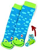 Frog Magic Tube Socks