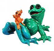 Kitty's Critters Frog: Mamasita