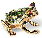 Horned Frog Jewel Box