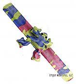 Sparkly Frog Slap Bracelet