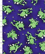 Froggy Fat Quarters: #16
