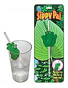 Sippy Frog Pal Drinking Straw