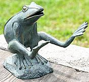 Frog gifts Garden frog statues frog flags and signs and frog