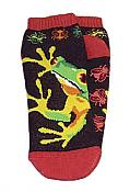 Treefrog Nonskid Slipper Socks